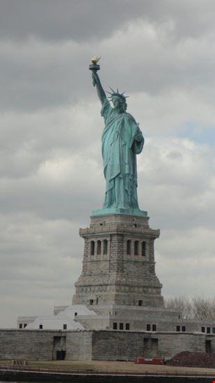 statua della liberta new york