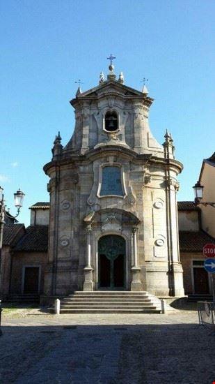 Chiesa dedicata alla Madonna Addolorata