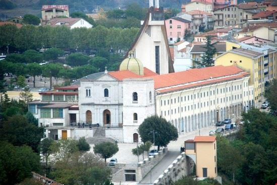 Il Santuario di san Gerardo