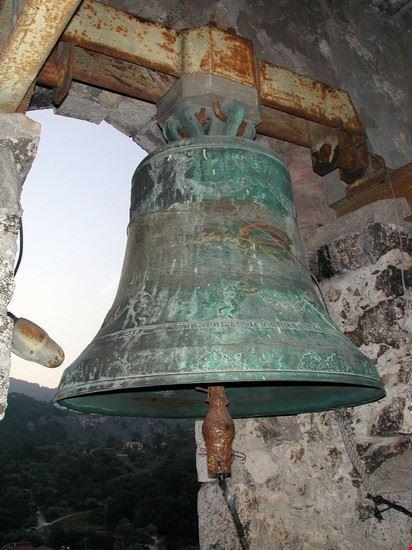 Campana della chiesa di San Lorenzo