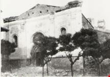 concattedrale dopo il terremoto del 1930