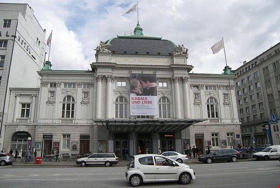 69905 amburgo deutsches schauspielhaus