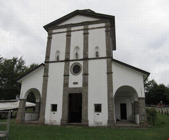 Chiesa di Santa Franca - Val d' Arda