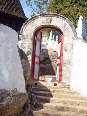 Una Porta del Palazzo Reale
