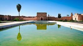 marrakech palazzo el badi