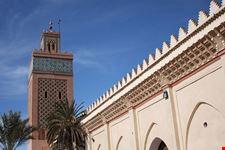 marrakech moschea della kasbah