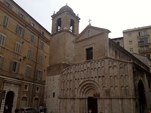 70340 ancona chiesa santa maria della piazza