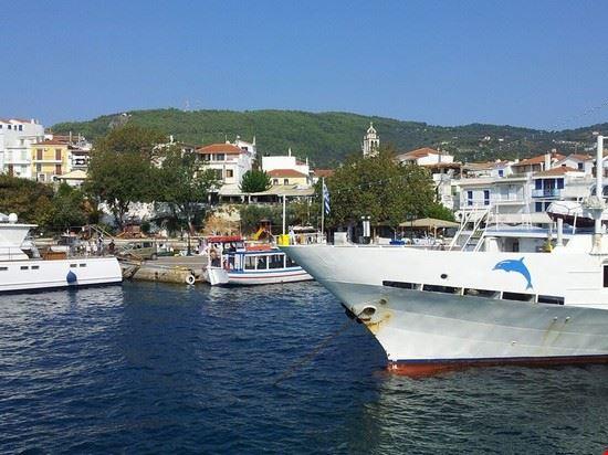 Porto di Skopelos