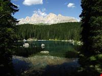 canazei lago di carezza