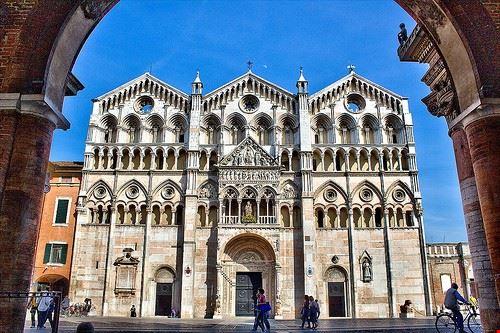 70608 ferrara cattedrale san giorgio