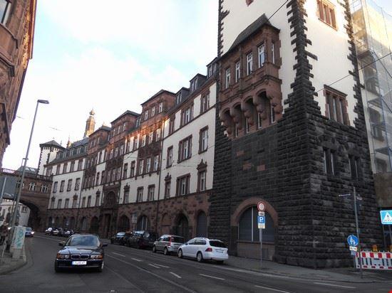70685 centro storico di francoforte francoforte