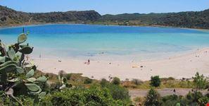 lago di venere isola di pantelleria