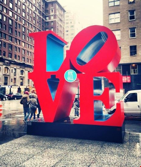love nyc new york