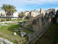 siracusa tempio di apollo