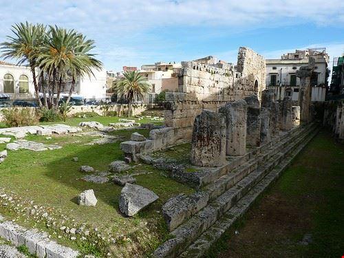 70903 siracusa tempio di apollo