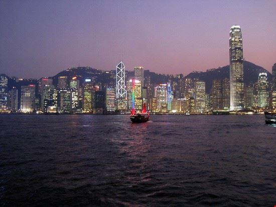 70937 hong kong victoria harbour