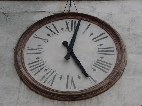 Orologio della torre del castello