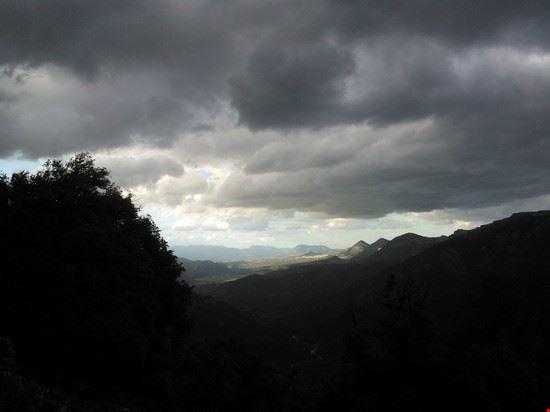 dorgali gorroppu  s landscapes