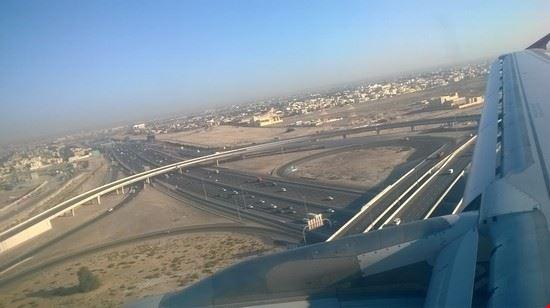 Dubai From Fly