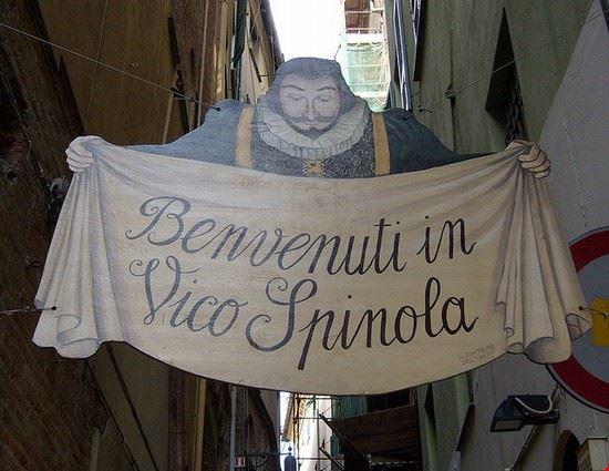 Vico Spinola (centro storico)
