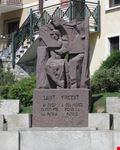 monumento ai caduti saint vincent