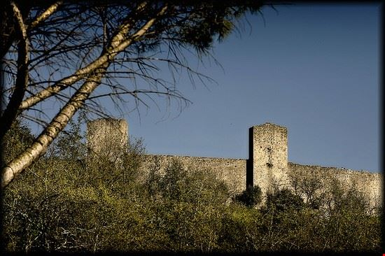 71641 monteriggioni mura antiche
