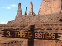 le tre sorelle monument valley