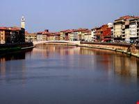 pisa paseos fluviales y puentes