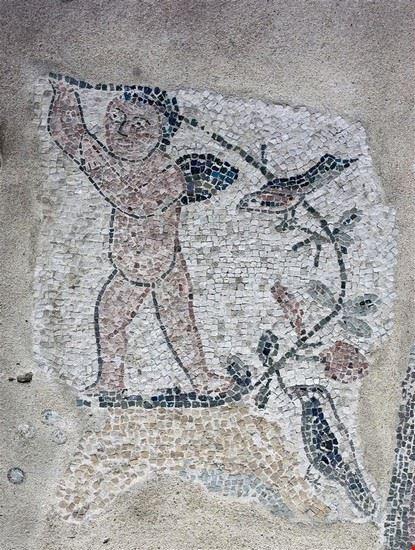 Mosaico Villa Romana
