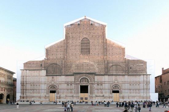 72089 bologna basilica di san petronio