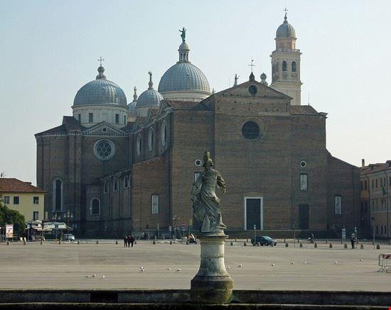 72125 padua abadia de santa giustina