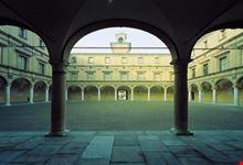Cortile del Palazzo dei Pio