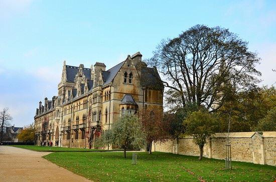 72354 oxford christ church college