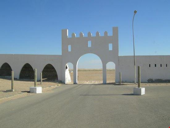 la porta del sahara a douz tunisi
