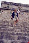 Chichen Itza Piramide di Kukulkan