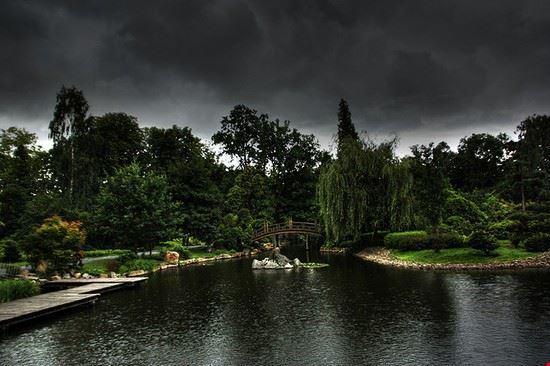 Giardini giapponesi parchi e giardini a wroclaw for Giardini giapponesi