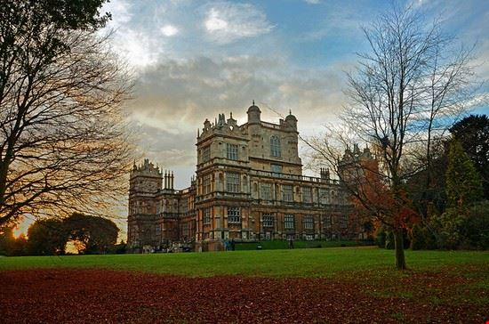 Wollaton House
