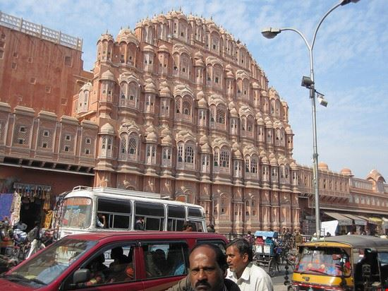 jaipur palazzo del vento
