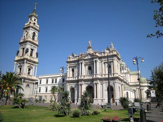 pompei santuario della madonna del rosario