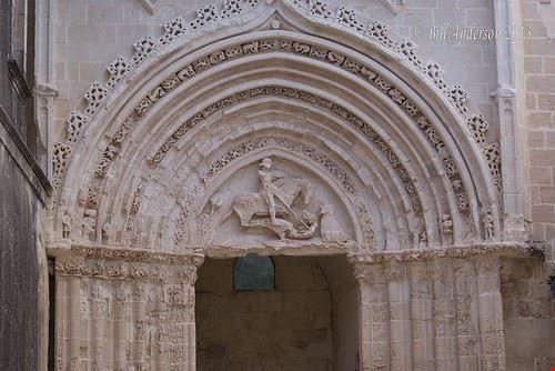 ragusa portale di san giorgio