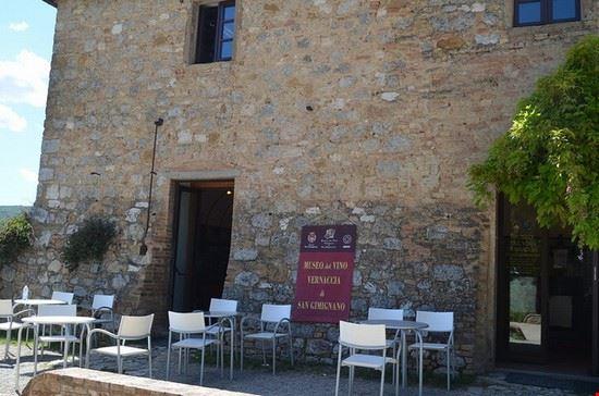 72623 san gimignano museo del vino