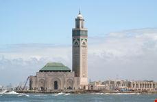 La Moschea di Re Hassan II
