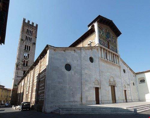 72778 lucca basilica di san frediano