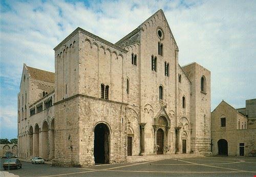 72835 bari basilica di san nicola