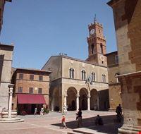 pienza centro storico