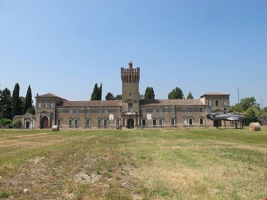 Castello di San Pelagio - Museo dell'Aria