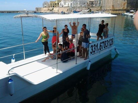 72972 gallipoli gita in barca a gallipoli isala di sant  andrea