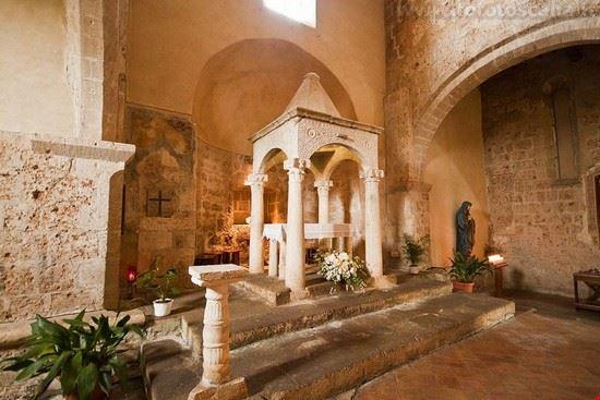 Sovana Chiesa di S.Maria