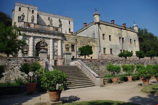 73078 montegrotto terme castello del catajo