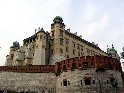 73438  castello del wawel